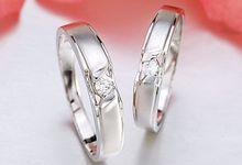 Brillante Ring by TIARIA