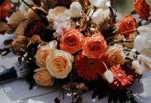The Wedding of Nysha and Fariz by Elior Design