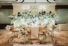 Swissotel PIK, 10 Jul '21 by Pisilia Wedding Decoration