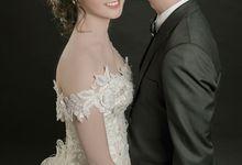 Albert & Caroline by JJ Bride