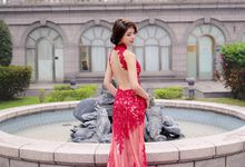 Evening Dress by TaipeiRoyalWed