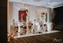 Ahava Hall, 03 Jul '21 by Pisilia Wedding Decoration