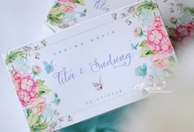 Wedding of Sudung & Tita by Ellinorline Gift