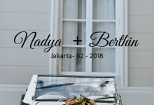 nadya & berthin by akar photography