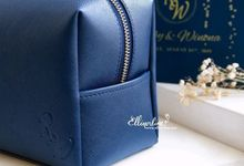 Wedding of Robby & Winona by Ellinorline Gift
