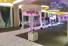 OUR VENUE - KIRANA TWO FUNCTION HALL by Alissha Bride