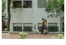 Chengyi & Kiwi by 520library