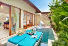 Aksari Villa - Perfect Romantic Stay by Honeymoon Villa in Bali
