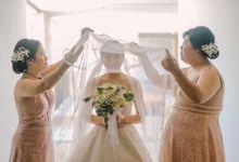 Mario & Windi Wedding by White Roses Planner