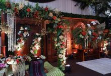 Nindy & Vino Mitoni by Akar Daun Decoration