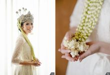 Reza & Ima Wedding by NOMINA PHOTOGRAPHY