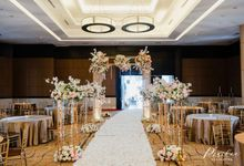 The Vida Ballroom, 27 Mar '21 by Pisilia Wedding Decoration