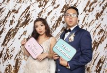 Raymond & Michelle by PIXOLA Photo Booth