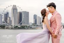Pastel x Green by Cang Ai Wedding