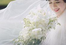 Wedding of Andika & Elisse by Ellinorline Gift