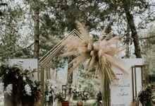 wedding Indah & Mohamed by yellow bird