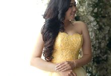 Favor Prewedding Gown - Fresh Like Lemonade by Favor Brides