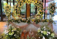 The Wedding - Handy & Selvia by Pullman Ciawi Vimala Hills
