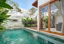 Honeymoon Package at The Jimbaran Villa by Ayona Villa
