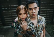 Fred and Rhegs Prenup Photo Session at Munting Gubat Tanay Rizal by The Jawiman Concept