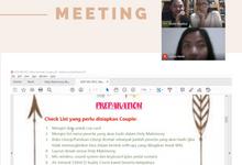 Planning Online with IKK Wedding by Skenoo Hall Emporium Pluit by IKK Wedding