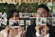 The Wedding Ardo & Nina by Monchichi