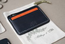 Anthony & Ellie - Ibbara Card Wallet by Rove Gift