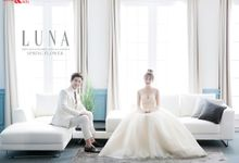 Prewedding Indoor Photoshoot Part-1 by Wedding&Indo
