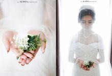 ADI CINDY WEDDING by Alanza Photography