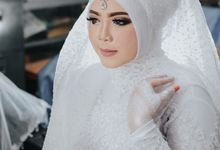 Wedding Moment Rina & Daus by SEKY PHOTOGRAPHY