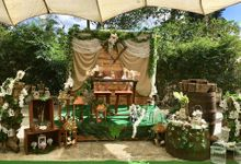 Childhood Sweethearts by Casamento Events Management