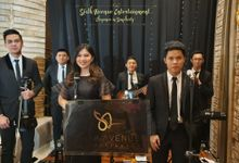 Edward & Delora Wedding by Sixth Avenue Entertainment