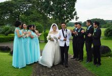 The Wedding of Gevin Salim & Yolanda Kartika Winarta by ID Organizer