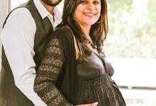 Maternity Photography in Delhi by Shri Hari Productions