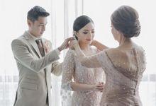 wedding of Ronald Effendy & Mariska Indra Putri by ID Organizer