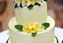 Wedding Cakes by Conrad Bali