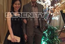 WEDDING PROJECT SUMMARY OF 2016 by SERENITY ENTERTAINMENT