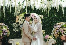 Wedding Surabaya Iqo - Didik Akad Nikah by Hexa Images