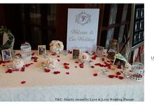 Celebrating Tiffany & Winson by Love & Love Wedding Planner