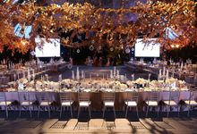 Mid-Autumn Dream by The Wedding Atelier