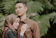 The Prewedding of Putri & Yuda by Habibie Photography