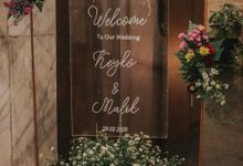 Wedding of Keyko & Malikul by Financial Club Jakarta