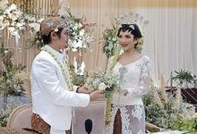 Akad Nikah Meidisa & Rangga by Financial Club Jakarta