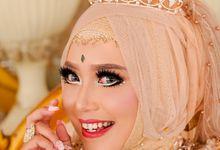 WEDDING POTRAIT by BINS PHOTOGRAPHY