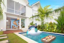 Aeera Villa - A Romantic Vibes in Canggu by Honeymoon Villa in Bali