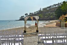Outdoor Wedding Venue - Beach by Sheraton Senggigi Beach Resort