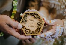 THE WEDDING TOMMY & DEVY by Otama Pictures