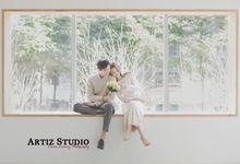 ELEGANT WHITE by Korean Artiz Studio