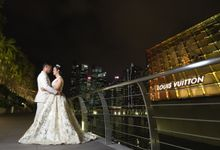 Story Of Yusuf & Meli - Singapore by Jasa Foto Indonesia