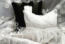 Siddharta & Fiona's Basic Wedding Gift by Fashion Pillow Weds